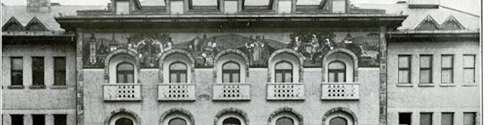 Medgyaszay István | Baár-Madas Református Leánynevelő Intézet, Budapest - 1929 | Kitervezte.hu